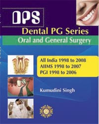 Dental PG Series (DPS) Oral and General Surgery - ABC Books