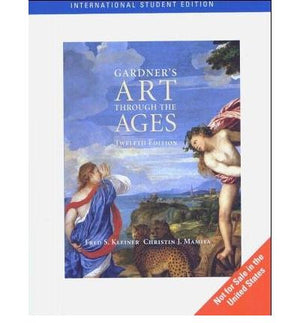 Gardner's Art Through The Ages (with InfoTrac), 11e - ABC Books