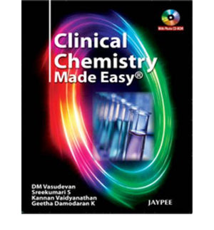 Clinical Chemistry Made Easy - ABC Books