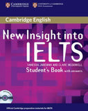 New Insight into IELTS: Student's Book with answers and Student's Book Audio CD