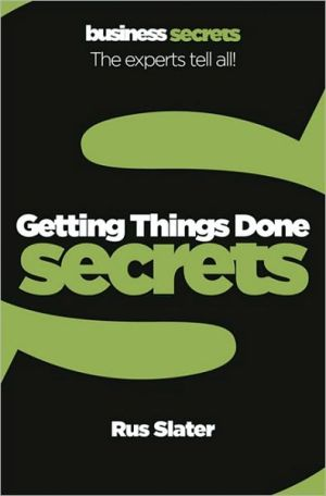 Collins Business Secrets: Getting Things Done - ABC Books