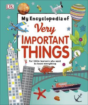 My Encyclopedia Of Very Important Things - ABC Books