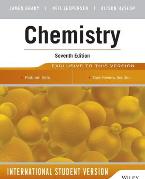 Chemistry: The Molecular Nature of Matter, 7th Edition International Student Version - ABC Books