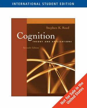 Cognition: Theory and Applications - ABC Books