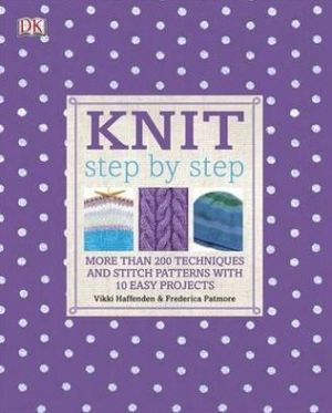 Knit Step by Step - ABC Books