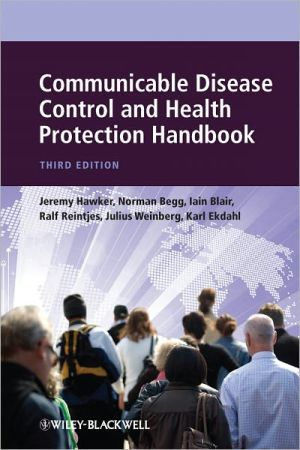 Communicable Disease Control and Health Protection Handbook **