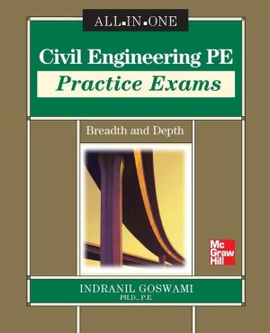 Civil Engineering PE Practice Exams: Breadth and Depth - ABC Books