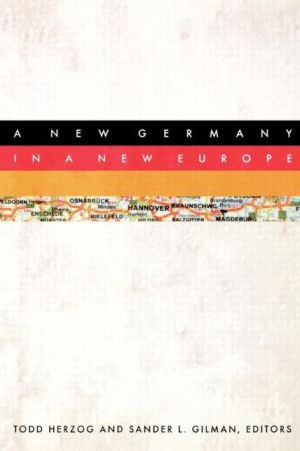 New Germany in a New Europe - ABC Books