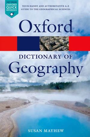 A Dictionary of Geography 5/e - ABC Books