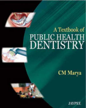 Textbook of Public Health Dentistry - ABC Books