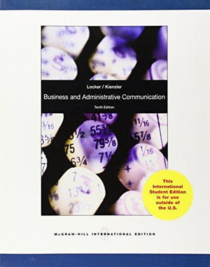 Business and Administrative Communication - ABC Books