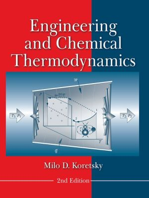 Engineering and Chemical Thermodynamics, 2e (WSE) - ABC Books