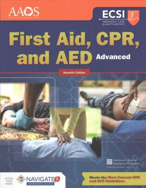 Advanced First Aid, CPR, and AED, 7e - ABC Books