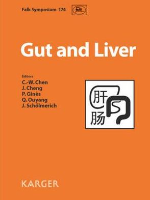 Gut and Liver: Falk Symposium 174, Beijing, August 2010