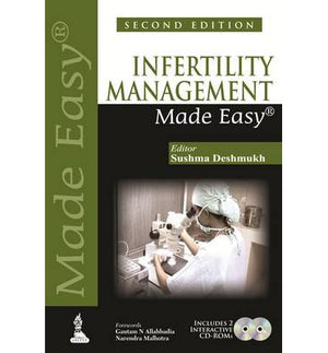 Infertility Management Made Easy with CD-ROM 2E - ABC Books