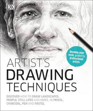 Artist's Drawing Techniques - ABC Books