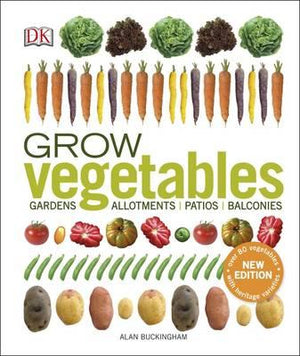 Grow Vegetables - ABC Books