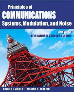 Principles of Communications 6e International Student Version (WSE) - ABC Books