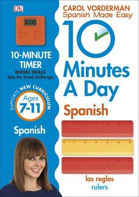 10 Minutes a Day Spanish - ABC Books