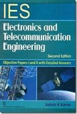 IES Electronics and Telecommunication Engineering: Objective Papers I and II with Detailed Answers 2e - ABC Books