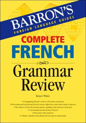 Complete French Grammar Review - ABC Books