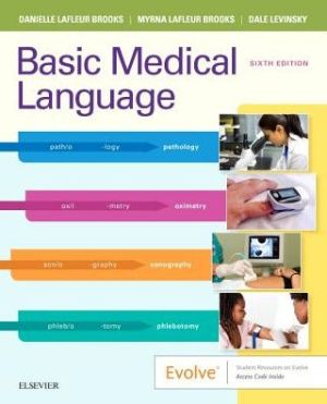 Basic Medical Language with Flash Cards, 6th Edition - ABC Books
