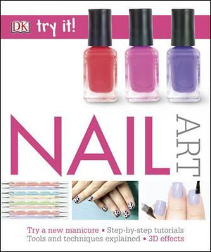 Try It! Nail Art - ABC Books