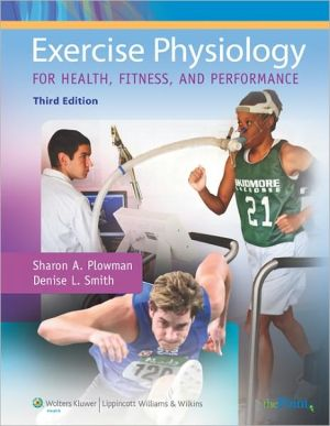Exercise Physiology for Health, Fitness, and Performance,3e ** - ABC Books