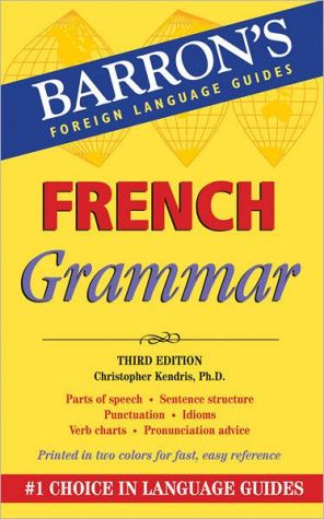 French Grammar: Beginner, Intermediate, and Advanced Levels - ABC Books