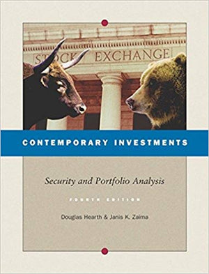 Contemporary Investments: Security and Portfolio Analysis - ABC Books