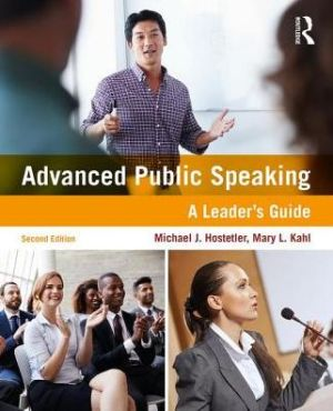 Advanced Public Speaking - ABC Books