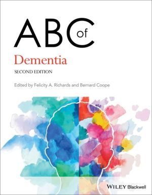 ABC of Dementia, Second Edition