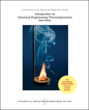 Introduction to Chemical Engineering Thermodynamics, 8e - ABC Books