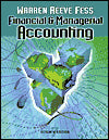 Financial and Managerial Accounting - ABC Books