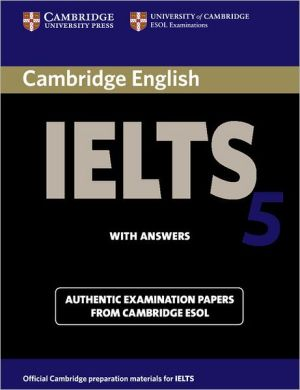 Cambridge IELTS 5: Student's Book with answers