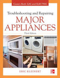 Troubleshooting and Repairing Major Appliances 3E - ABC Books