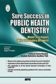 Sure Success in Public Health Dentistry - ABC Books