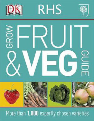 RHS Grow Fruit & Veg Guide - ABC Books