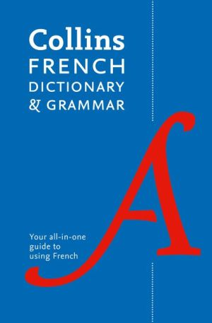 Collins French Dictionary and Grammar 7E - ABC Books