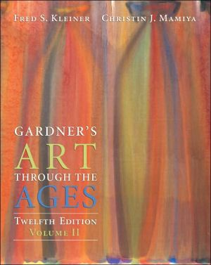 Gardner's Art Through the Ages, Volume II, 12e - ABC Books