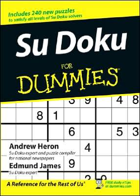 Sudoku For Dummies 1 - ABC Books