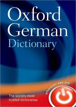 Oxford German Dictionary 3/e - ABC Books