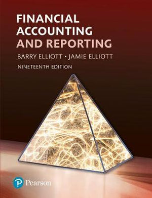 Financial Accounting and Reporting, 19e