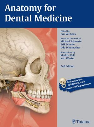 Anatomy for Dental Medicine, 2E - ABC Books