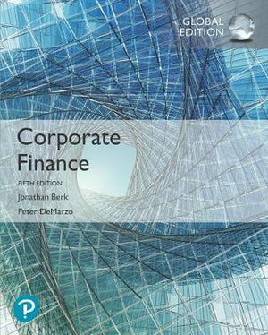 Corporate Finance, Global Edition, 5e