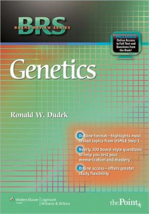 BRS Genetics - ABC Books