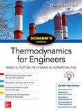 Schaums Outline of Thermodynamics for Engineers, 4e