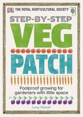 RHS Step-by-Step Veg Patch - ABC Books