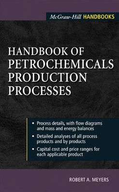 Handbook of Petrochemicals Production Processes - ABC Books