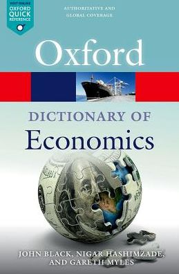 A Dictionary of Economics, 5E - ABC Books
